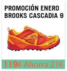OFERTA BROOKS CASCADIA 9